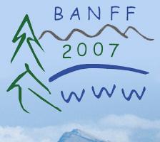 WWW2007 Logo